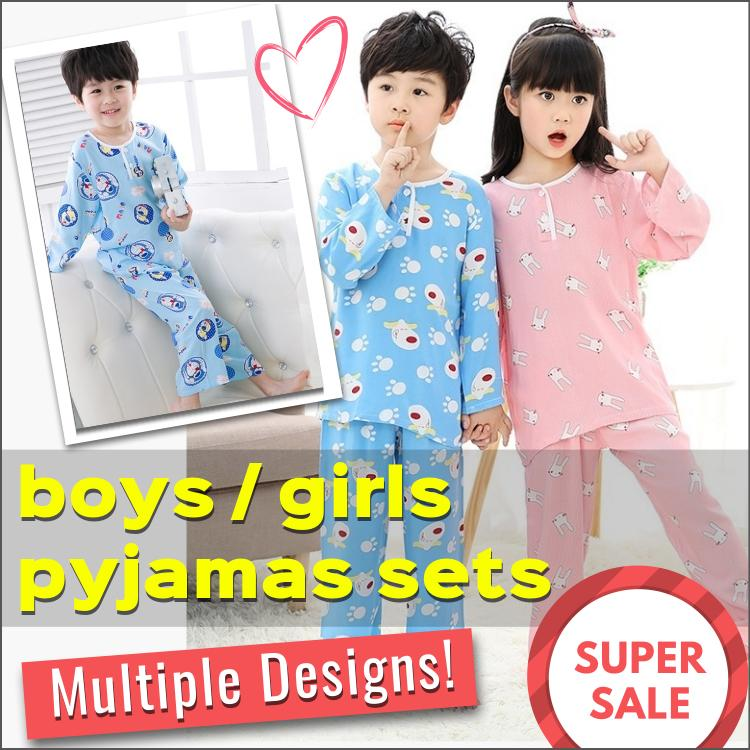 c324d30dd SG Seller / Quality Pyjamas Set / Kids / Children / Boys / Girls / Baby