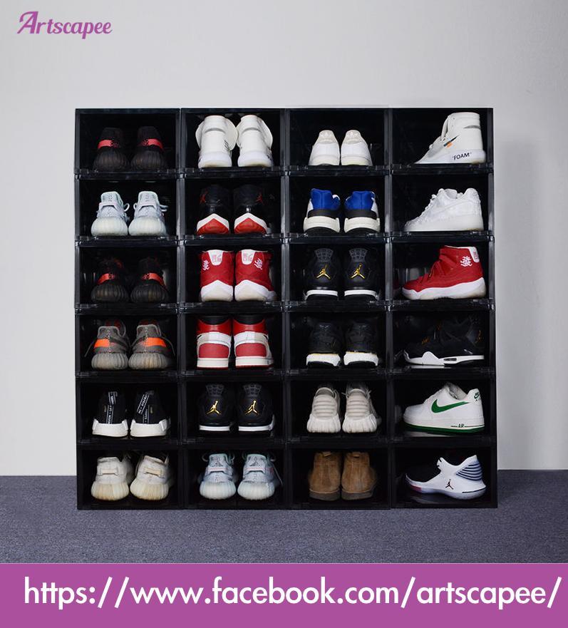 Sneakers Shoe Box