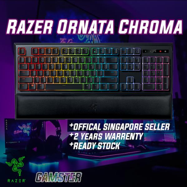 Razer Ornata Chroma Gaming Keyboard    FREE DELIVERY Singapore