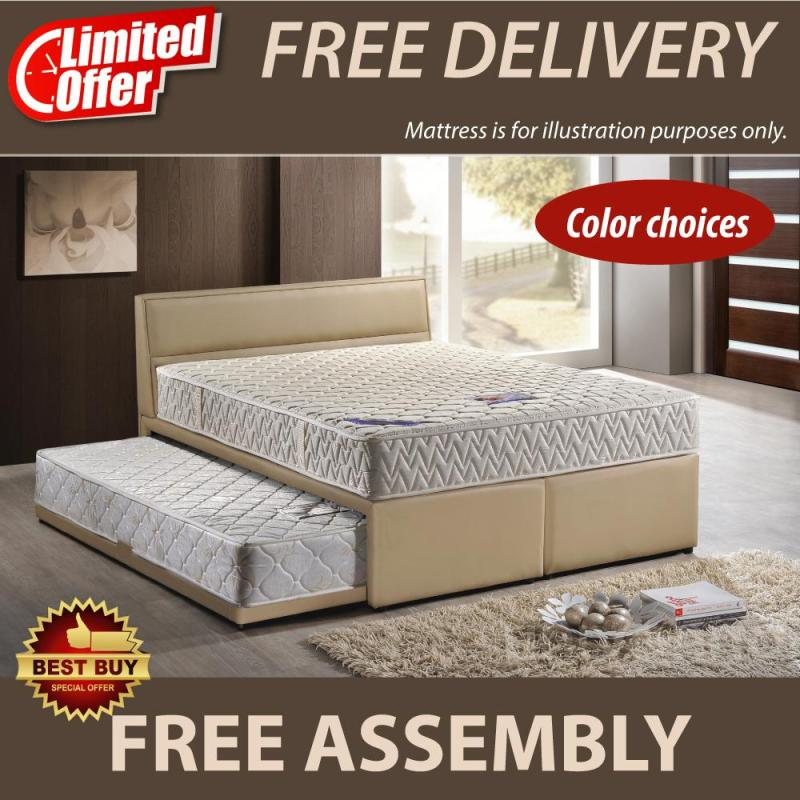 Pull Out Bed Frame - Available in Queen and King size - Fast Delivery
