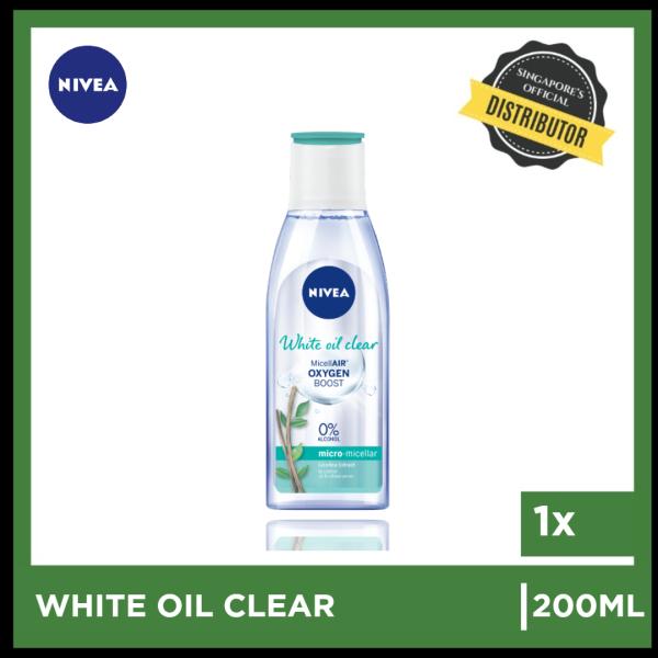 Buy [Nivea] Nivea White Oil Control Micellar Water 200ml  The Grocery Co -  Skincare Singapore