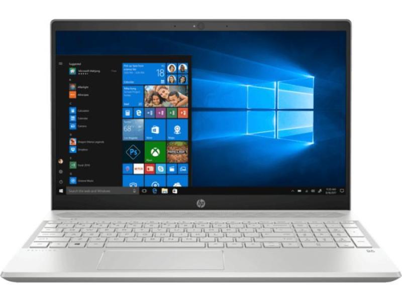 HP 5JL41PA Pavilion Laptop 15-cs1039TX (Natural Silver)