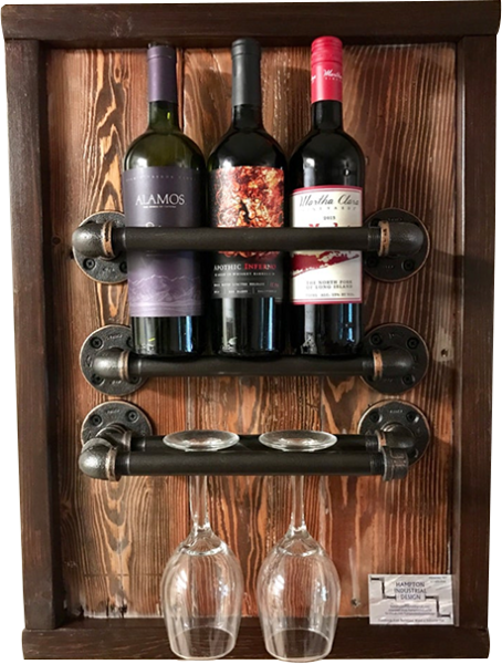 Bottle Holder Wall Mounted / Wall Mounted Shelf / Decorative Wall Shelves / Organizer / Space Saver Shelves / Multipurpose Shelves / Dinning Room / Kitchen / Restaurant / Bar / Cafe / Living Room/ Furniture