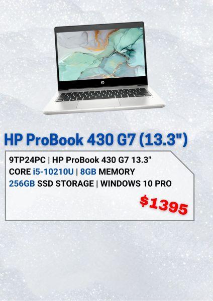 HP ProBook 430 G7 - 9TP24PC