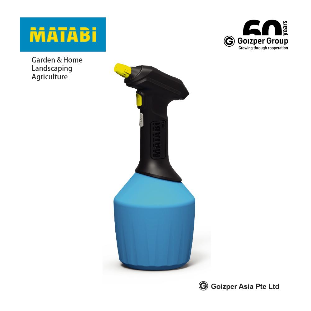 MATABI e1 Electric Sprayer - Flower and plant spraying