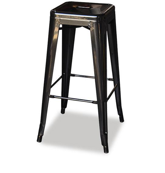 Tolix Bar Stool X4 Bundle Saver Set 4pcs of Tolix Bar Stool at $188 - Minimalist Furniture Decor