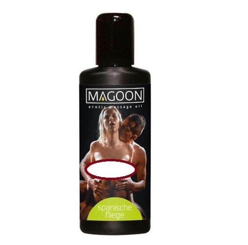 Buy Magoon Spanish Fly Massage Oil 100 Ml Singapore