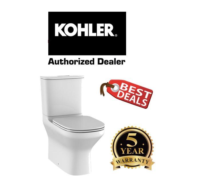 KOHLER MODERNLIFE Rimless Toilet Bowl