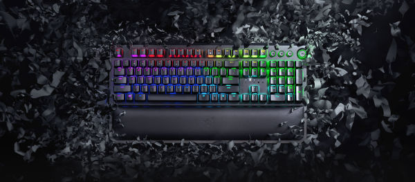 Razer Blackwidow Elite Mech Gaming Keyboard (2 Years) Singapore