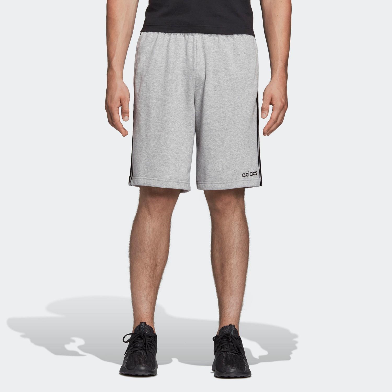 aedc901d8 Singapore. adidas Essentials 3-Stripes French Terry Men Shorts DU7831