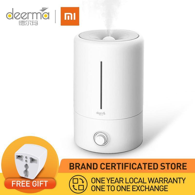 XIAO MI Deerma Ultrasonic Cool Mist Humidifier Air Purifier 5L 1 Year Local warranty Singapore