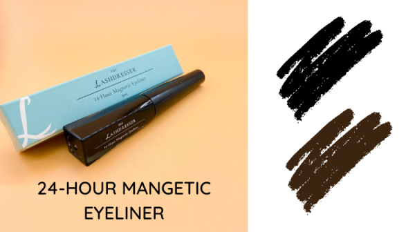 Buy [EYELINER] The LashDresser Magnetic Liquid Eyeliner Singapore