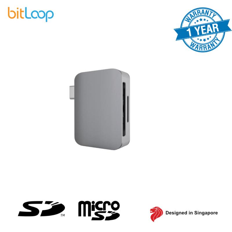 BitLoop USB C SD Card Reader