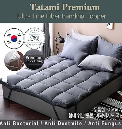 Japan Hotel Grade Mattress Topper - Premium thickness