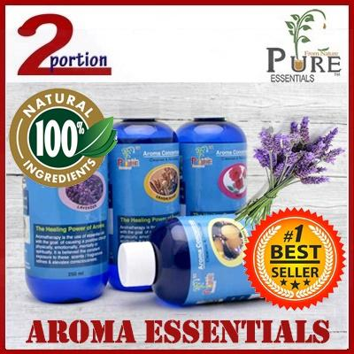 Pure Essentials 250ml Aroma Essential Oil/Aromathrapy/Purifier/Humidifier
