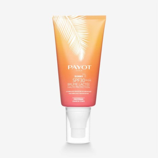 Buy PAYOT Sunny Brume Lactée Spf 30, The Fabulous Tan Booster, 150ml Singapore