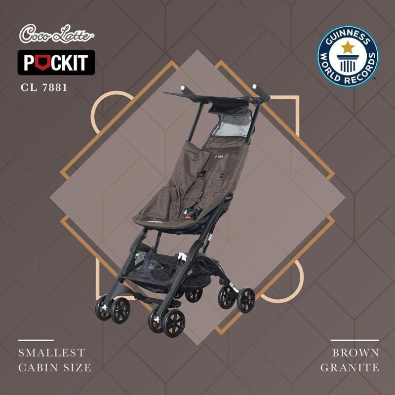 [LOCAL Stock] Pockit Wide (CL788) Recline  Next day delivery Singapore