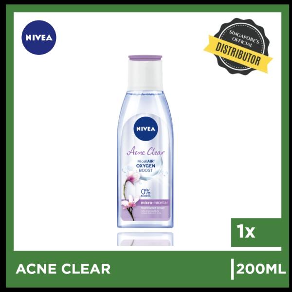 Buy [Nivea] Nivea Acne Care Micellar Water 200ml  The Grocery Co -  Skincare Singapore