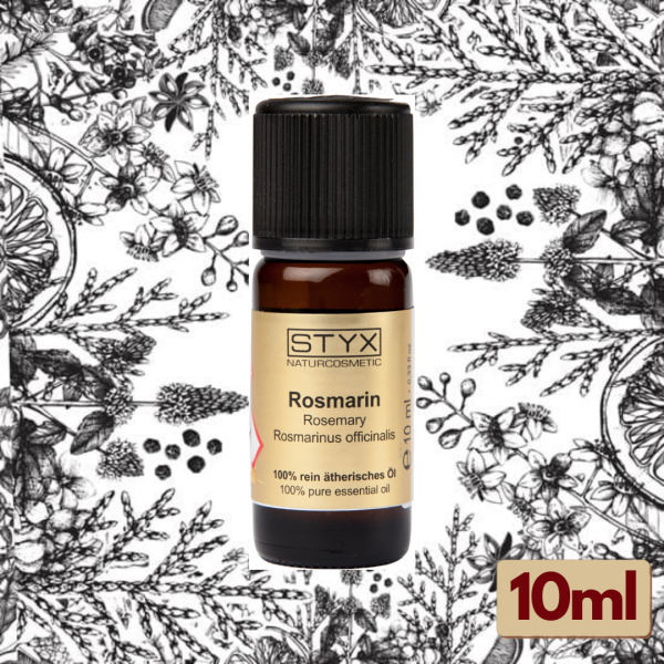 Buy STYX 100% Pure Rosemary Essential Oil - 10ml Singapore