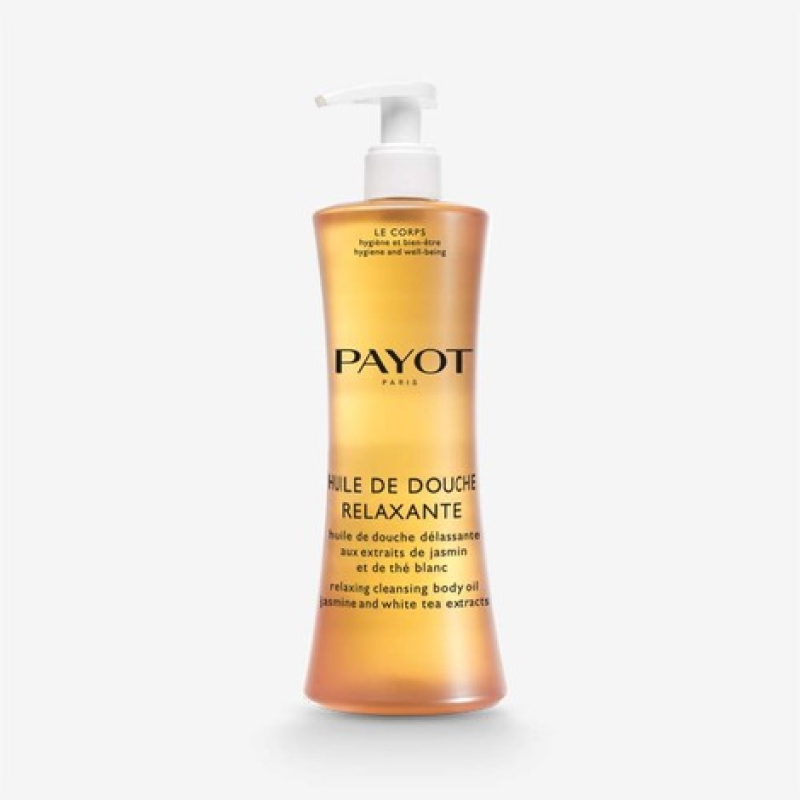 Buy PAYOT Huile De Douche Relaxante, Relaxing Cleansing Body Oil, 400ml Singapore