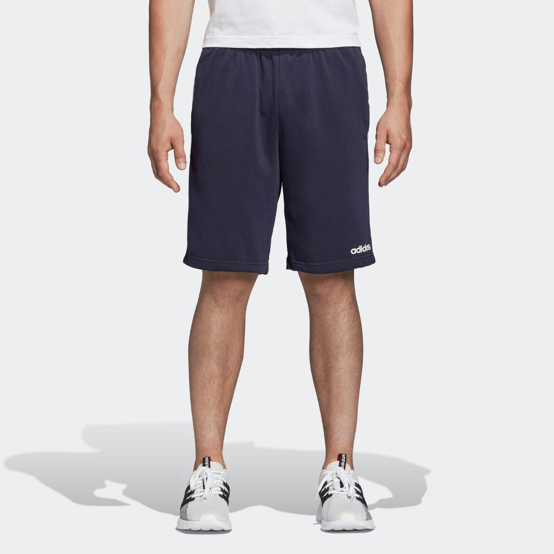22c694a32 adidas Essentials 3-Stripes French Terry Men Shorts DU7832