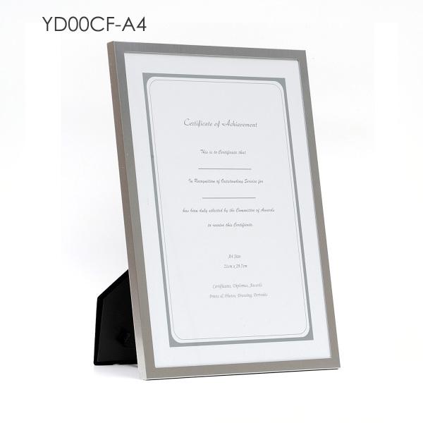 A4 Certificate Metal Frame