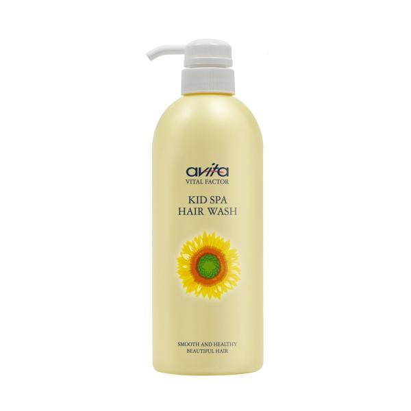 Buy Avita 211 Kids Spa Children Hair Wash 600ml Singapore