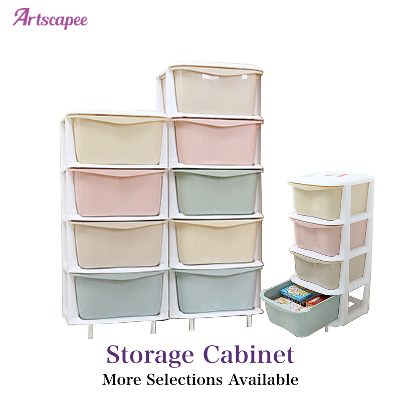 Marcarons Cabinet Storage Cabinet Cupboard Drawers Storage
