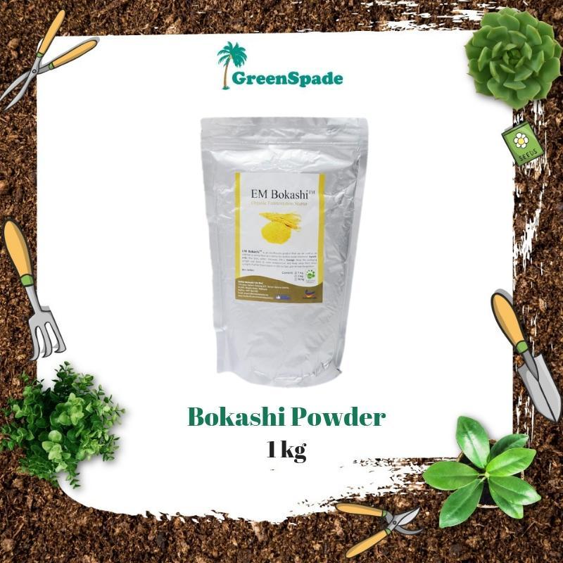 EM Bokashi (Composting) Powder 1kg
