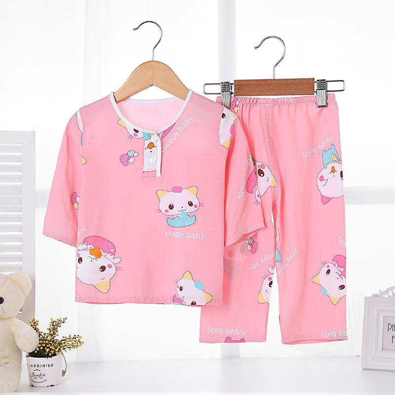 Sg Seller / Silk Cotton Pyjamas Set / Boys And Girls / Kids / Children / Baby / Sleepwear / Nightwear / Pajamas / Series Shp By Bump Bazaar.
