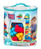 Where To Shop For Mega Bloks First Builders Big Building Bag 80 Piece Classic