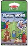 Price Compare Melissa And Doug Water Wow Colouring Book Animals