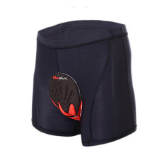 Sale Men Bike Bicycle Cycling 3D Gel Outdoor Riding Padded Health Underwear Black M Oem Cheap