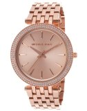 Michael Kors Darci Women S Rose Gold Stainless Steel Strap Watch Mk3192 Lowest Price