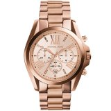Michael Kors Ladies Rose Gold Stainless Steel Strap Watch Mk5503 On Line
