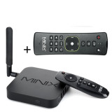 Sale Minix Neo U1 Latest Ultra 4K Hd Android 64 Bit Tv Box Streaming Media Player With A2 Lite Wireless Mouse Remote Control Minix Wholesaler