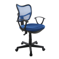 Sale Blmg Mont Office Chair Blue Free Delivery Singapore Cheap