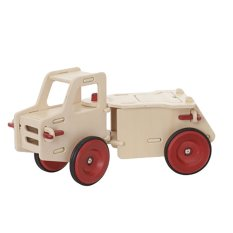 Moover Dump Truck – Natural Wood By Toddle Pl.
