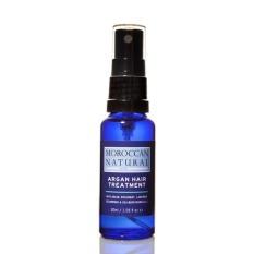 Moroccan Natural Argan Hair Treatment 30Ml Reviews