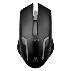 Alcatroz USB Optical 1000cpi Mouse ASIC 5 Grey