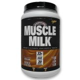 New Muscle Milk Protein Powder Chocolate 2 47 Lbs With Free Gift