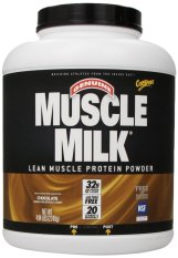 How To Get Muscle Milk Protein Powder Chocolate 4 94 Lbs With Free Gift