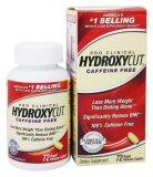 Low Price Hydroxycut Caffeine Free 72 Caplets