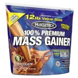 New Muscletech Premier Mass Gainer 12Lbs Chocolate