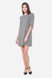 Muselabel Removable Flower Brooch Formal Work Women Dress Grey Lowest Price