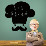 Price Comparison For Mustache Blackboard Writing Board Wall Decal Home Sticker Pvc Murals Vinyl Paper House Decoration Wallpaper Living Room Bedroom Kitchen Art Picture Diy For Children Teen Senior *d*lt Nursery Baby Intl