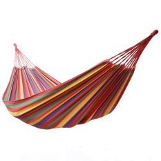 Multi-color Canvas Hammock,2Mx1.5M,double  (EXPORT)