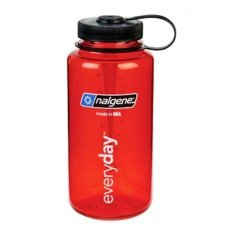 Top 10 Nalgene Wide Mouth Bottle 32Oz Red