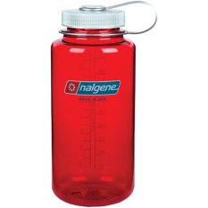 Where Can You Buy Nalgene Wide Mouth Bottle 32Oz Outdoor Red