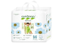 Nateen Premium Baby Pull Up Pant M Sizes 160Pcs Review